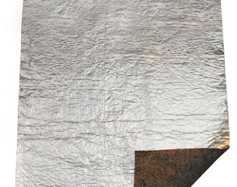 ACC Sheet 74x46 Sound Deadener 1pc Foil with Pad 10330-370-0000000000