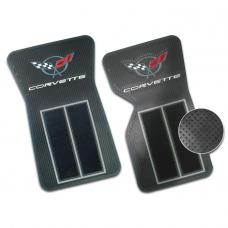 Corvette Rubber/Carpet Floor Mats, 1968-1982