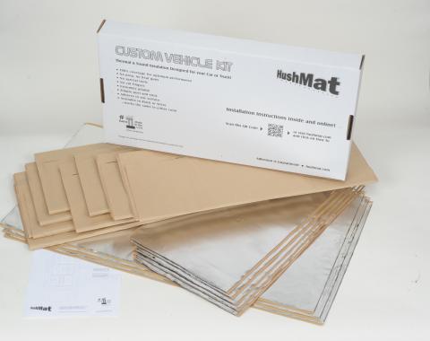 HushMat Volkswagen EuroVan 1993-2003   Sound and Thermal Insulation Kit 68290