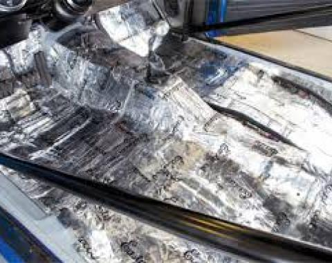 HushMat  Floor Deadening and Insulation Kit 621671
