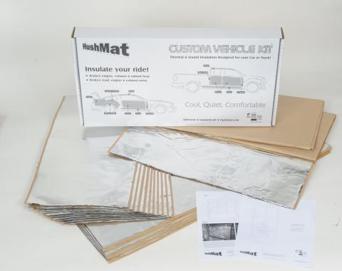 HushMat Jeep Grand Cherokee 2005-2010   Sound and Thermal Insulation Kit 66531