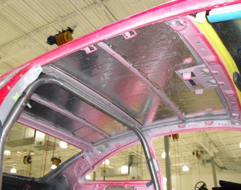 HushMat Volkswagen EuroVan 1993-2003   Cargo Sound and Thermal Insulation Kit 682904