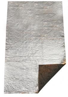 ACC Sheet 74x46 Sound Deadener 1pc Foil with Pad