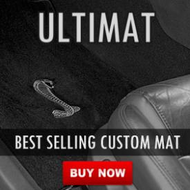 Lloyd Ultimat Custom Fit Floor & Cargo Mats