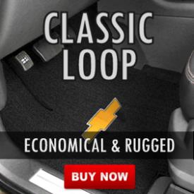 Lloyd Classic Loop Custom Fit Floor & Cargo Mats
