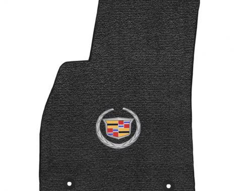 Lloyd Mats 2013-2019 Cadillac XTS Xts 2013-on 4 Piece Mats Ebony Ultimat Cadillac Logo 600093