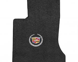 Lloyd Mats 2006-2009 Cadillac SRX Srx 2WD 2006-2009 4 Piece Mats Ebony Ultimat Cadillac Logo 600083