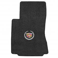 Lloyd Mats 2008-2013 Cadillac CTS Cts AWD Sedan/wagon 2008-2013 4 Piece Mats Ebony Ultimat Cadillac Logo 600073