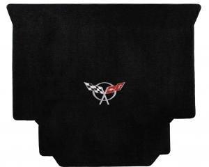 Lloyd Mats 1999-2004 Chevrolet Corvette Corvette 1999-2004 Hardtop Cargo Mat Black Ultimat C5 Logo 600019