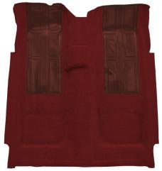 ACC  Ford Torino GT with 2 Maroon Inserts 2DR 4spd Loop Carpet, 1972