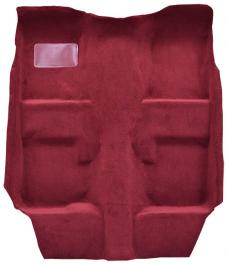 ACC  American Motors Pacer 2DR Hatchback/Wagon Pass Area Cutpile Carpet, 1975-1980