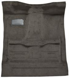 ACC  Dodge Dakota Reg Cab 4WD Cutpile Carpet, 1987-1996