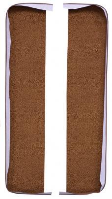 ACC 1965 Chevrolet Impala Door Panel 2DR Inserts 2pc Loop Carpet