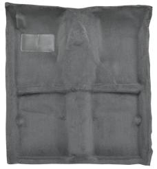 ACC  Toyota Starlet 2DR with Heat Vents Pass Area Cutpile Carpet, 1981-1984