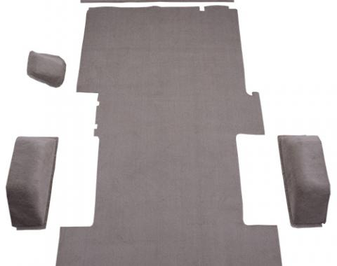ACC  Dodge Ram 1500 Van Ext Complete Cutpile Carpet, 1999-2003