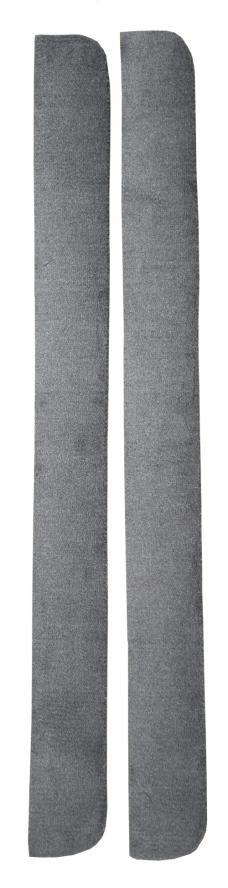 ACC  Chevrolet El Camino Door Panel Inserts 2pc Cutpile Carpet, 1978-1987