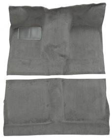 ACC  Isuzu Trooper 2DR Pass Area Cutpile Carpet, 1984-1991
