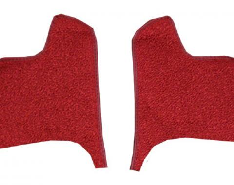 ACC  Chevrolet Corvette Kick Panel Inserts Loop Carpet, 1963-1967