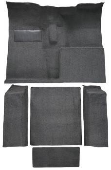 ACC  Jeep CJ5 Complete Loop Carpet, 1959-1973