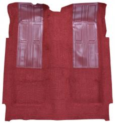 ACC  Ford Torino GT with 2 Maroon Inserts 2DR Auto Loop Carpet, 1972