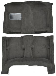ACC  Geo Prizm 4DR Sedan Cutpile Carpet, 1989-1992