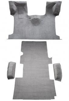 ACC  Ford E-150 Econoline Ext Fits Gas or Diesel Complete Cutpile Carpet, 1992-1996