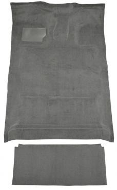 ACC  Ford F-350 Crew Cab Electric 4WD Auto Low Tunnel Cutpile Carpet, 1990-1996