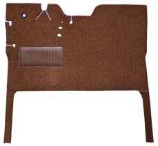 ACC  Chevrolet Truck Reg Cab Front with Side Extensions Loop Carpet, 1947-1954