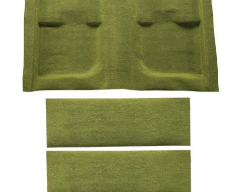 ACC  Ford Mustang Fastback with Folddowns Nylon Carpet, 1971-1973