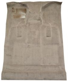 ACC  Ford F-150 Ext Cab 4 door (Suicide) Cutpile Carpet, 2004-2008