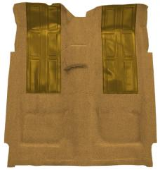 ACC  Ford Torino GT with 2 Ivy Gold Inserts 2DR 4spd Loop Carpet, 1973